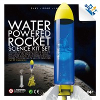 WATER POWERED ROCKET SCIENCE KIT SET