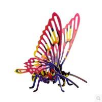 蝴蝶15cm立體模型