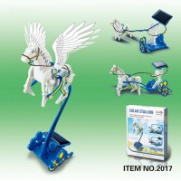 ITEM NO.2017 Solar Stallion