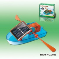 ITEM NO.2025 Solar Powered Boat