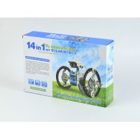 14 in1 Education KIT Solar Robot