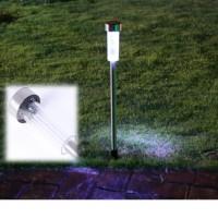 太陽能智能儲電草燈