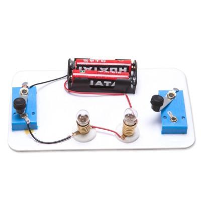 電路串聯並聯製作套