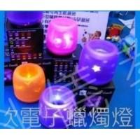 口吹電子蠟燭燈